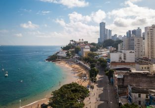 Holiday in Brazil! 10-night B&B stay at top-rated 4* hotel in Salvador + flights from Paris for only €510!