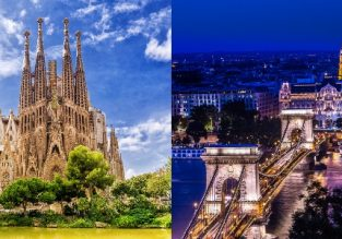 Late Summer! Cheap flights from Budapest to Spain or vice-versa from only €24!