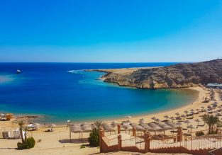 Last minute! All-inclusive 7-night stay in 4* resort & aqua park in Egypt's Red Sea coast + flights from Vienna from €184!