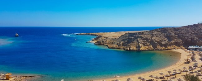 Cheap full-service flights from Zurich to Hurghada, Egypt for just €40!