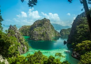 High Season! 5* Cathay Pacific flights from Zurich to the Philippines from only €418!
