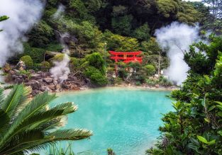 SUMMER! 5* ANA flights from Budapest or Prague to many Japanese cities from only €434!