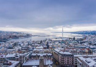 HOT! X-mas and New Year! 5* Qatar Airways flights from Japan to Switzerland for only $365!