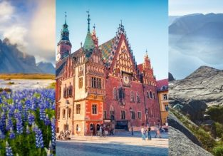 Late Summer! Iceland, Poland and Norway (Lysefjord region) in one trip from London for £45