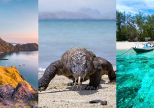 MEGA EXOTIC Indonesia Island hopper from many European Cities from €498! Visit Bali, East Java, West Timor, Flores, Komodo and Lombok!