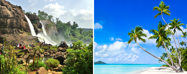 2 in 1: India and the Maldives in one trip from the UK for only £434!