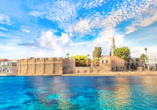 Cheap flights from Hungary to Larnaca, Cyprus for only €18!