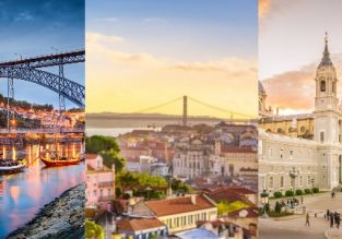 Porto, Lisbon and Madrid in one trip from Budapest from only €49!