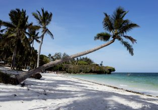 Cheap non-stop flights from Brussels to Mombasa, Kenya for only €340!