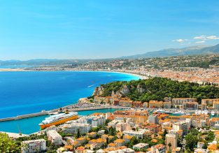 Cheap flights from New York to French Riviera or Thessaloniki, Greece from only $335!
