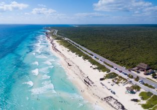 High season holiday in Cozumel Island, Mexico! 7 nts top rated hotel + flights from France for only €453!
