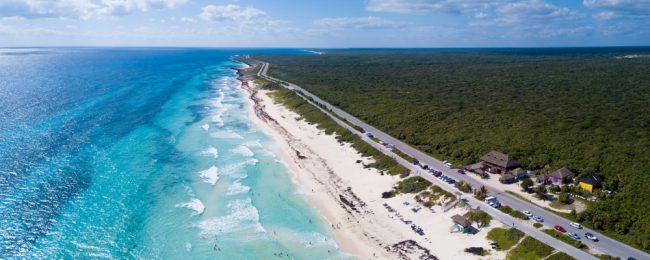 High season holiday in Cozumel Island, Mexico! 7 nts top rated hotel + flights from France for only €420!