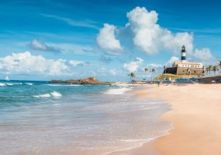 August! Cheap flights from Paris to Salvador, Brazil for just €331!