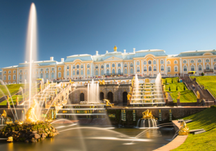 Cheap flights from London to St. Petersburg from only £18!