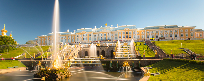 Cheap flights between London and St. Petersburg from only £18/ €20!