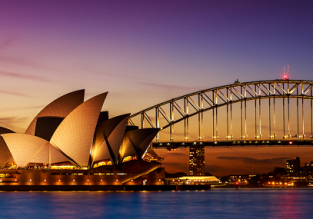 Cheap non-stop flights from Hawaii to Sydney, Australia from $284!