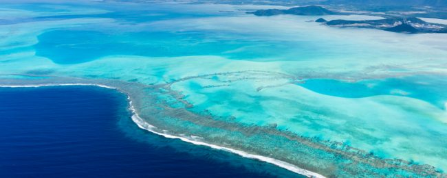 Exotic! London to New Caledonia for £727!