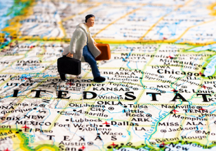 MEGA TRIP across USA! Visit 10 states with a trip from Paris for just €672!