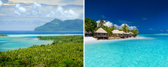 2 in 1! Vanuatu and Fiji in one trip from Singapore from only $483!