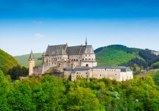 Late summer! Cheap flights from Dublin to Luxembourg and vice versa for only €26!