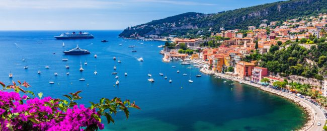 Cheap flights from Vienna to Nice, French Riviera from just €19.98!