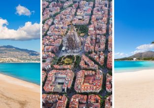 Across sunny Spain! Alicante, Majorca and Barcelona in one trip from London just £52!