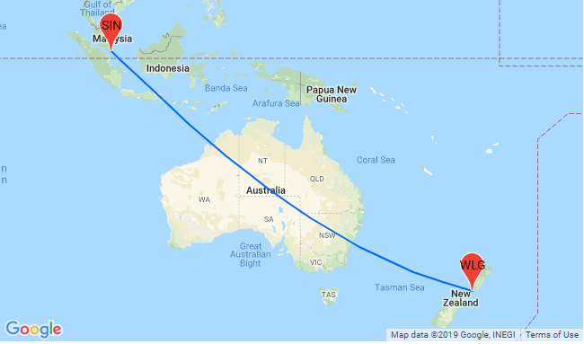 Qantas Flights From Singapore To