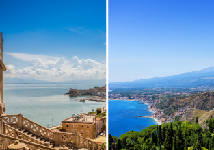 Italian 2 in 1! Sicily and Naples from Vienna just €44!