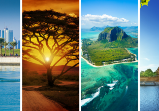 Amazing trip to South Africa, Mauritius, Reunion and Paris from USA starting at $956!