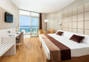 5* Hotel Best Semiramis in Tenerife, Canary Islands for only €64/ night! (€32/ $36 per person)