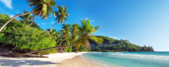 Seychelles getaway! 10 nts at top rated 130 m² apartment + flights from Bulgaria for €619!