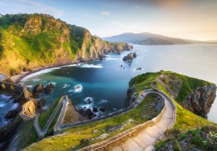 7-night stay in the Basque Country + cheap flights from London for £141!