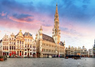 Summer! 4* NH Bloom Brussels for only €67/night! (€33.5/ $37 pp)
