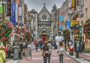 Cheap flights from US cities to Dublin, Ireland from just $254!