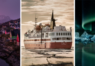 3 in 1 to Greenland: Kangerlussuaq, Nuuk and Ilulissat in one trip from Copenhagen for only €495! (+ 2-night Arctic Umiaq Line cruise for €251)
