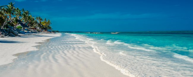 Zanzibar getaway! 7-night stay in top rated 4* beach resort & flights from Amsterdam for only €611!
