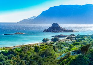 Late Summer! Cheap 4* Austrian Airlines full-service flights from Vienna to Greek island of Kos for only €69!