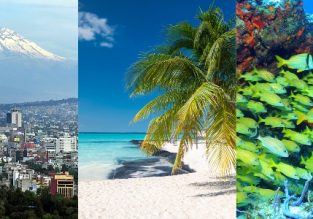 High Season! Mexico City, exotic Cozumel and Cancun in one trip from Barcelona from only €379!