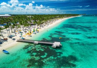 Last minute! Cheap non-stop flights from Stockholm to Dominican Republic for only €237!
