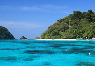 Thailand beach holiday! Two weeks in top-rated beach resort in Koh Lanta Island + non-stop flights from Oslo for €348!
