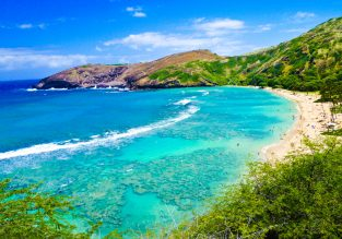 Cheap inter-island flights in Hawaii from only $29 one way with two checked bags included!