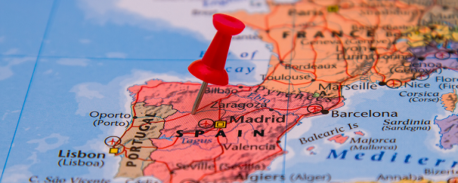 Across Spain! 8 destinations in one trip from Germany just €139!