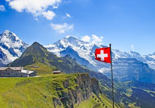 Cheap flights from Washington to Zurich for only $310!