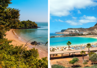 Gran Canaria and Gambia in one trip from London for £209!