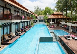 B&B stay at very well-rated & beachfront resort in Khao Lak, Thailand for just €26/night! (€13/$16 pp)