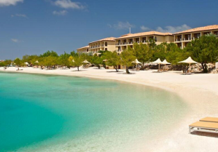 Curacao getaway! 7 nts luxury beach resort & direct flights from Frankfurt only €562!