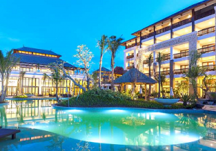 X-mas! 5* Golden Tulip Resort in Bali for only €60/ night! (€30/ $33 pp)