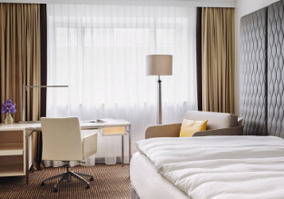 5* Pullman Berlin Schweizerhof for only €89/ night! (€44.5 /$49 pp)
