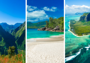Seychelles, Mauritius and Reunion in one trip from Frankfurt just €643!