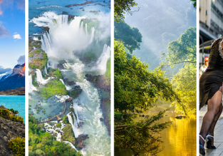 Across South America! Chile, Argentina and Brazil with flights from London for just £574!